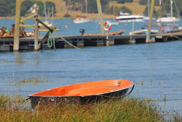 Pin Mill Suffolk NT (river orwell)