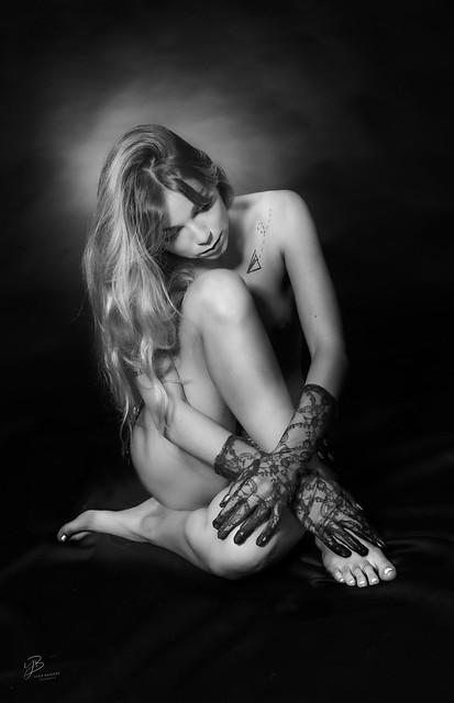 Belle en Noir et blanc IMG_ 0025