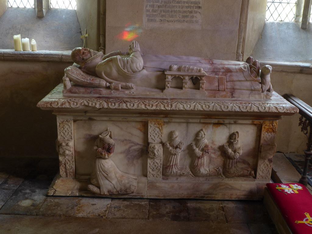 Brudenell Tomb, Stonton Wyville
