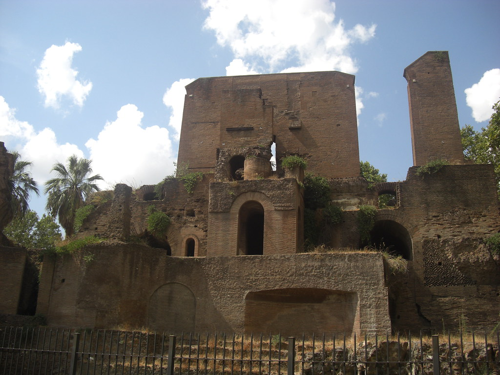 Nymphaeum of Alexander