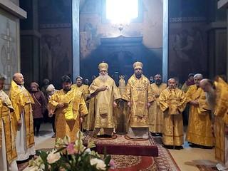 20.09.2021   Литургия в Софийском соборе