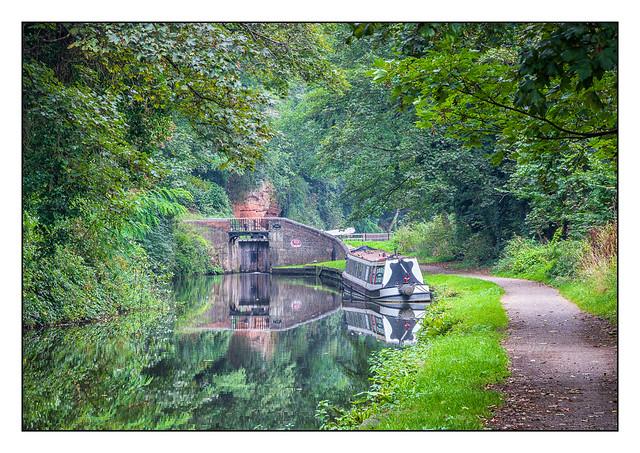 Caldwall Bridge & Lock 8927