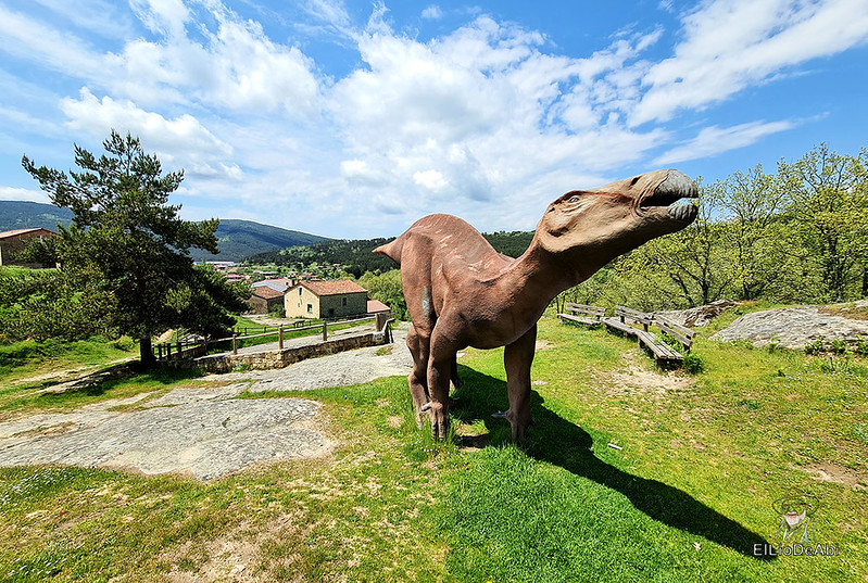 Tierra de Dinosaurios en Burgos