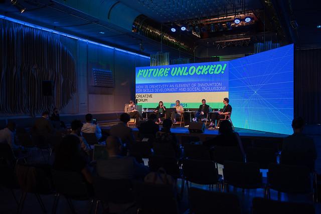 Creative Forum 2021, Ljubljana