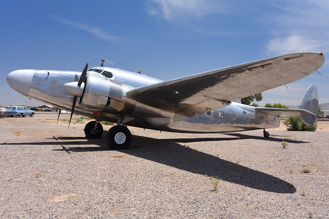 Lockheed Lodestar N631LS