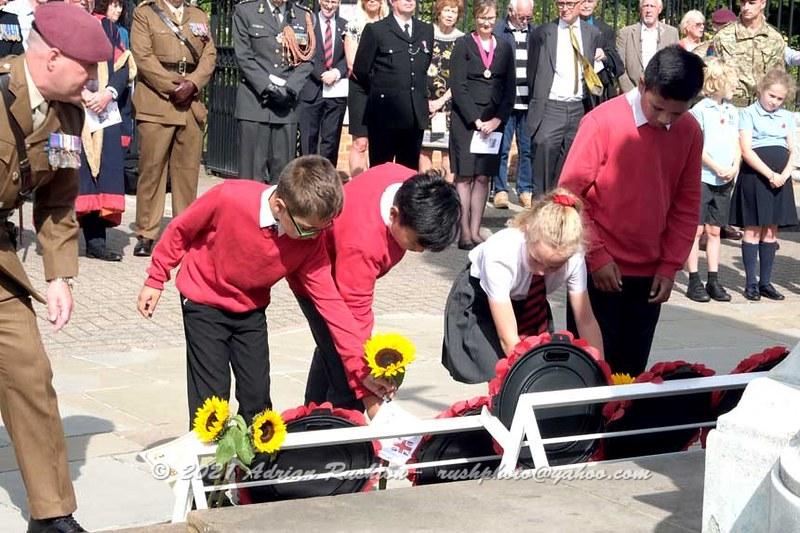 3828-67  Arnhem Commemoration 170921 Adrian Rushton