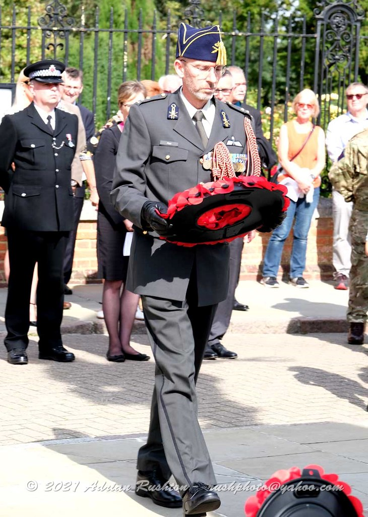 3828-58  Arnhem Commemoration 170921 Adrian Rushton