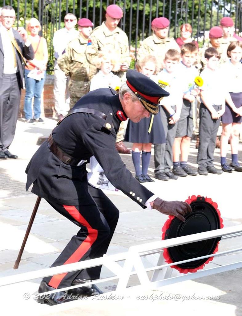 3828-49  Arnhem Commemoration 170921 Adrian Rushton