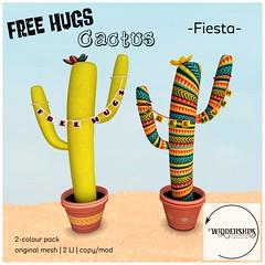 Widdershins - Free Hugs Cactus [Fiesta]