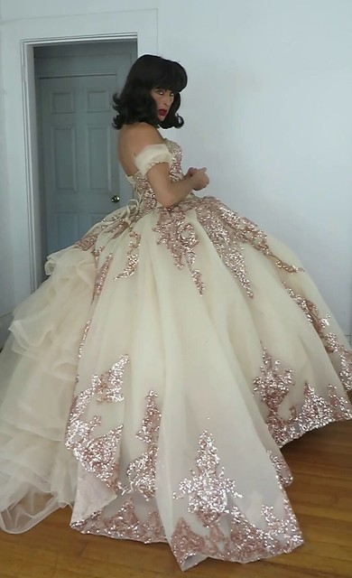 Morilee 89255 Quinceanera gown