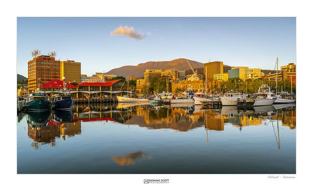Good Morning Hobart!