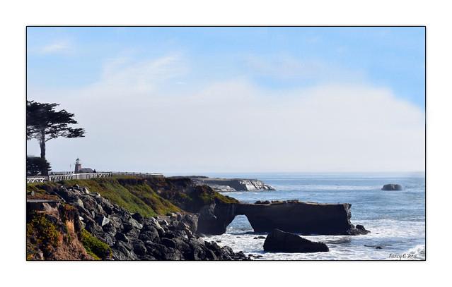 Morning in Santa Cruz