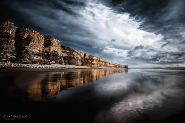 Reflections of the Glamorgan Heritage Coast
