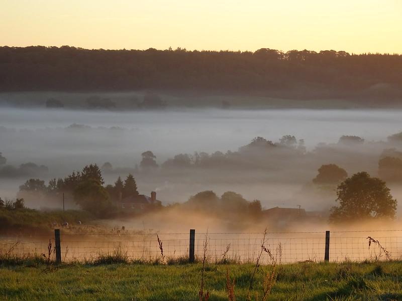 Sunrise, Grey Valley