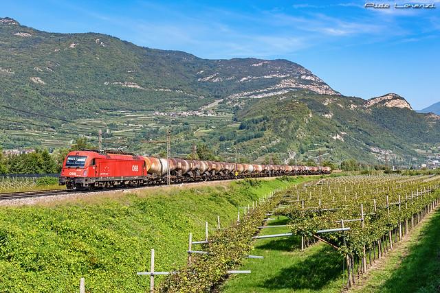 ÖBB / Rail Cargo Carrier Italia. 1216.032