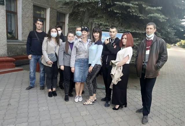 Студенты и преподаватели АФГТ выбрали общее будущее с российским народом!