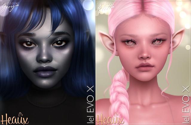 [Heaux] Georgia & Alettia Fantasy