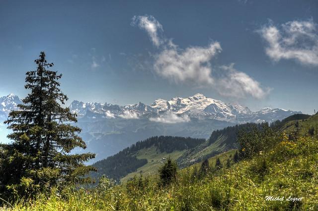 Le Praz-de-Lys, Haute-Savoie (Explore, September 21, 2021)
