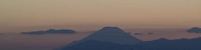 Mt Fuji Pano