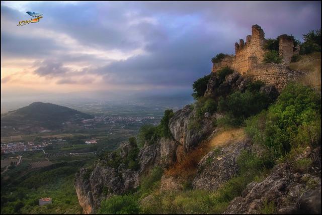 ✅ 07298 - El Castell de Rugat (Explore 2021/09/21)