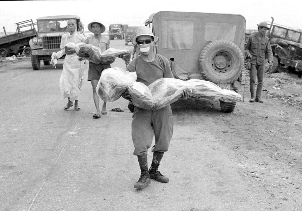 Vietnam Easter Offensive 1972 - QUẢNG TRỊ mùa hè đỏ lửa - People Dead