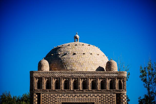 Mausoleum of Samanids