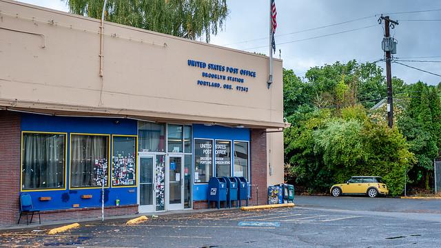 USPS Brooklyn Station, Portland, Oregon
