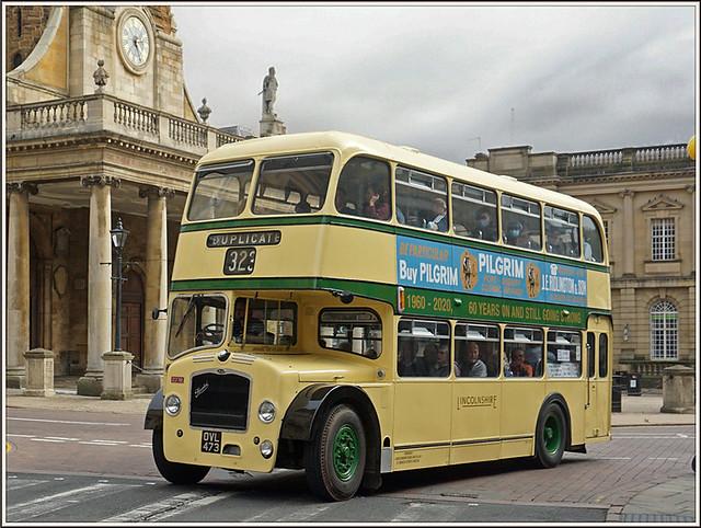 Lincolnshire 2738 (OVL 473)