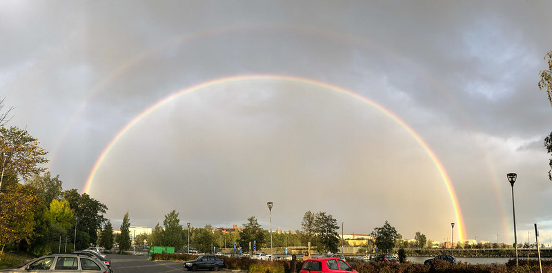 The full rainbow