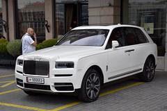Rolls-Royce Cullinan - Qatar