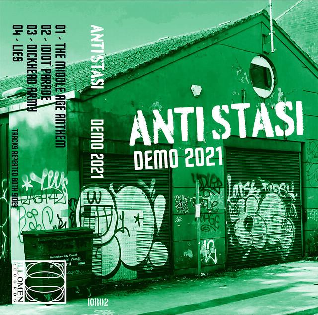 Album Review: Anti Stasi - Demo 2021
