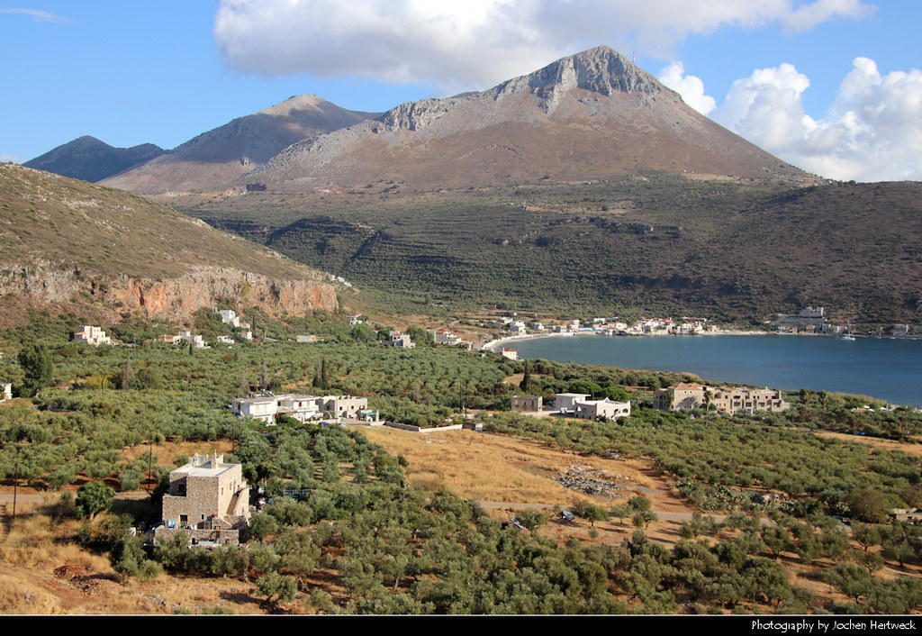 Limeni Bay, Peloponnese, Greece