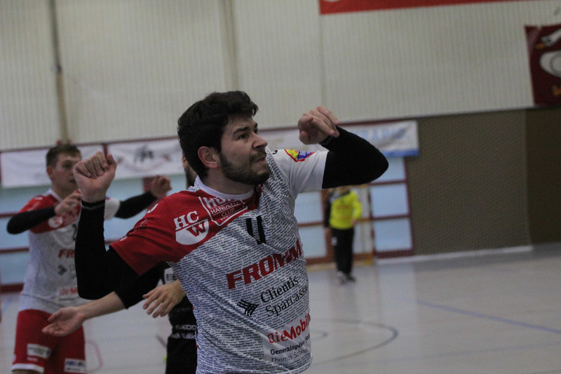 1. Liga, SG HorgenWädenswil - SG Kloten Handball (1)