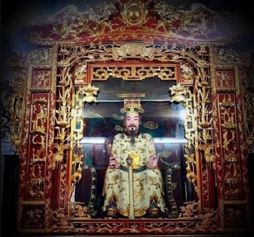 Vua Cha Bát Hải là ai? Bài văn khấn đền vua cha bát hải