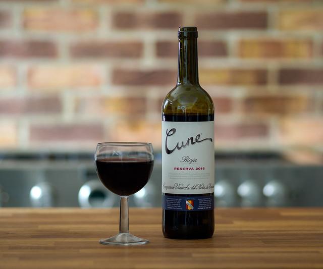 Cune Rioja, Reserva 2016