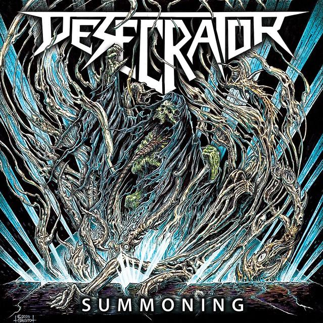 Album Review: Desecrator - Summoning