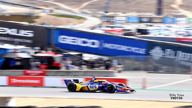 Alexander Rossi - 2021 Grand Prix of Monterey