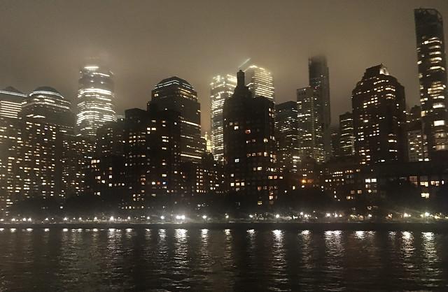 Manhattan on Water