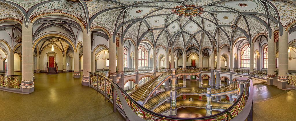 360° Panorama: Landgericht Halle  ·  ·  ·   (R5B_3649-36856)  ·  ·  *explored*
