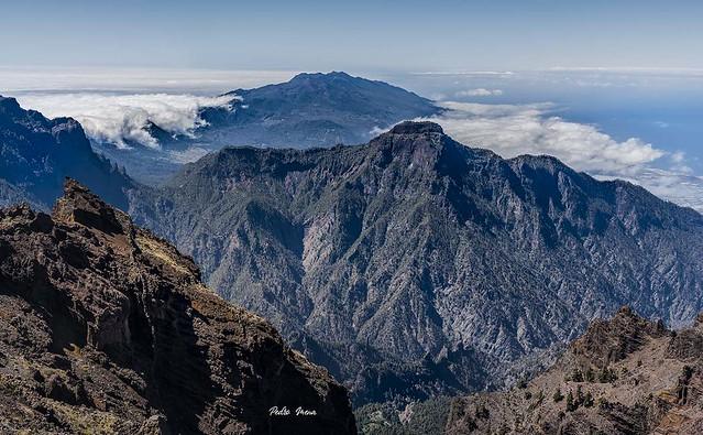 Isla de la Palma (Canarias, España).