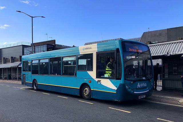 GN07 DLY, Guildford Bus Station, September 20th 2021
