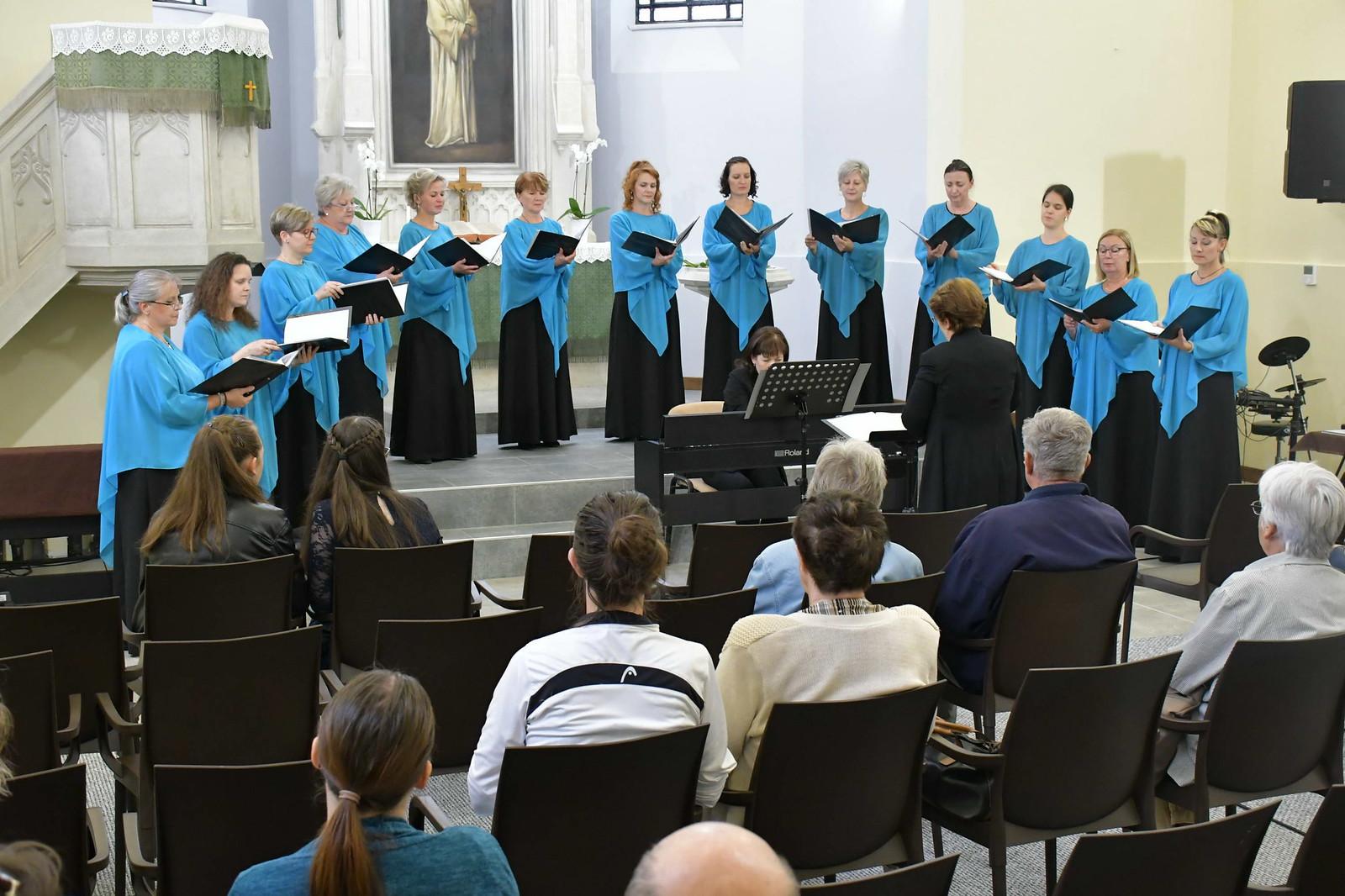 Nyárzáró koncert az evangélikus templomban