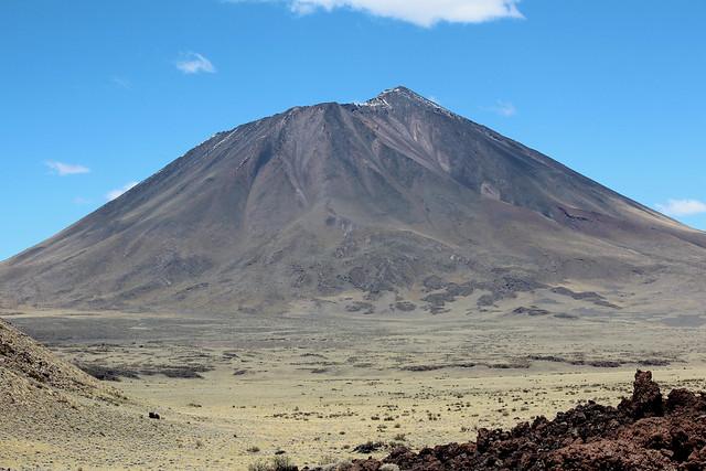 Volcán Payun Liso - La Payunia
