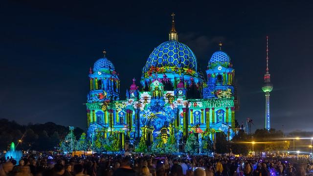 Festival of Lights- Berlin 2021