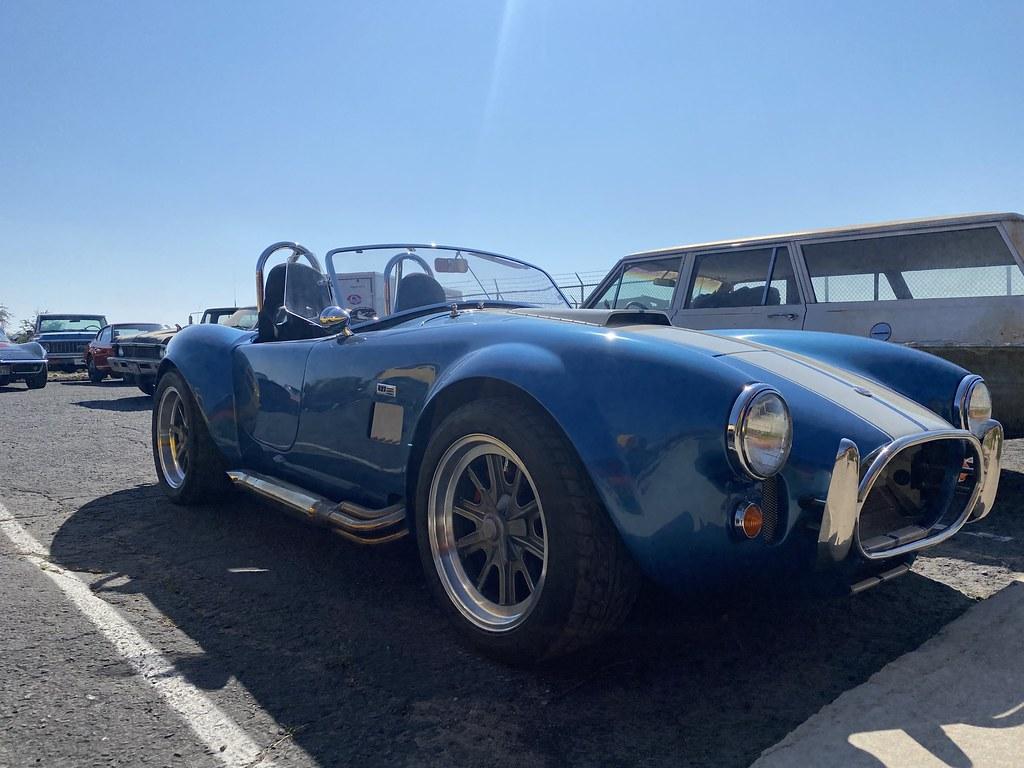 1955 Cobra
