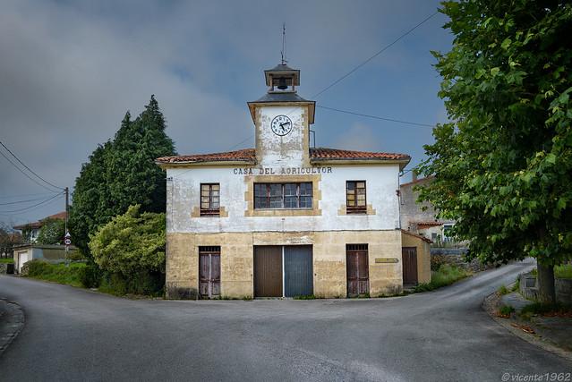 Casa del Agricultor