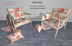 Rose Chair  GIFT For SL F&O @mainstore