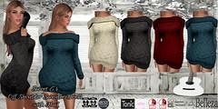 Sweet-E's-Fall-Color-Off-Shoulder-Knit-Dress-with-HUD