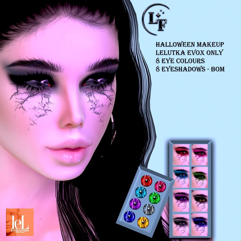 """LF"" Neon Eyeshadows – HD EvoX + BOM"