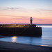 Smeaton's Pier sunrise